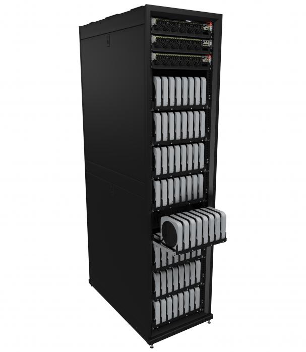 server rack for 140 mac mini