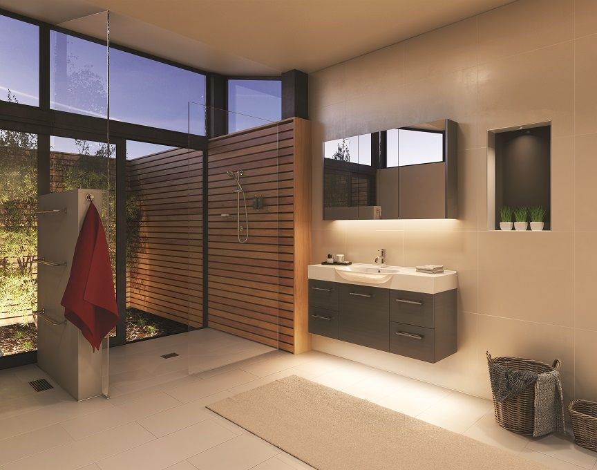 pin by beaumont tiles on good looking bathrooms bathroom. Black Bedroom Furniture Sets. Home Design Ideas