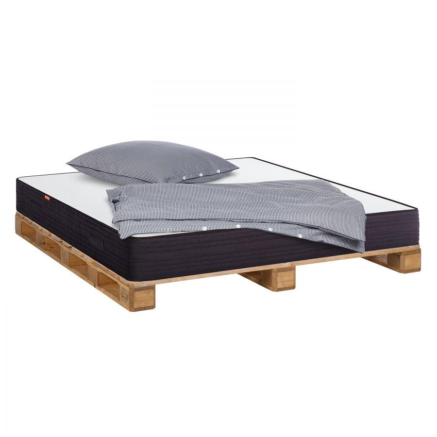 Letto pallet Smood Palettenbett, Holzplatten möbel und