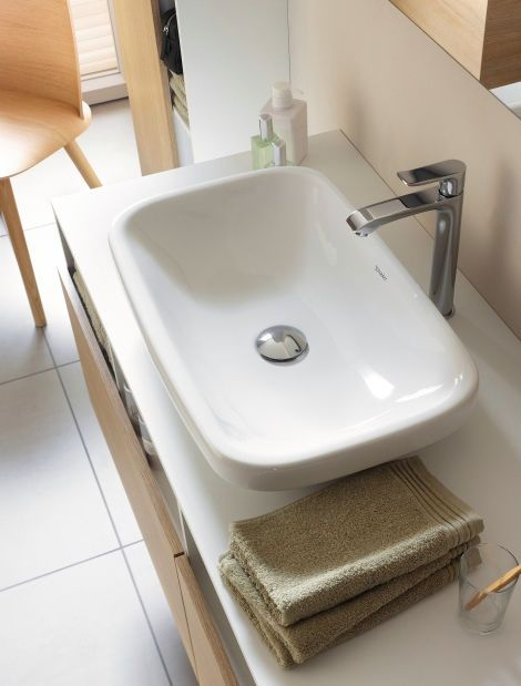 Double Vanity Top Durastyle 829c By Matteo Thun Duravit Washbasin Design Duravit Wash Basin
