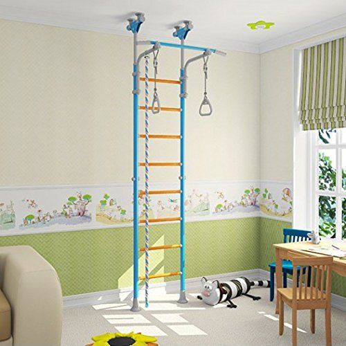 lofty ideas indoor jungle gym. Great gift idea Kids Playground Play Set for Floor  Ceiling Indoor Training Gym Sport