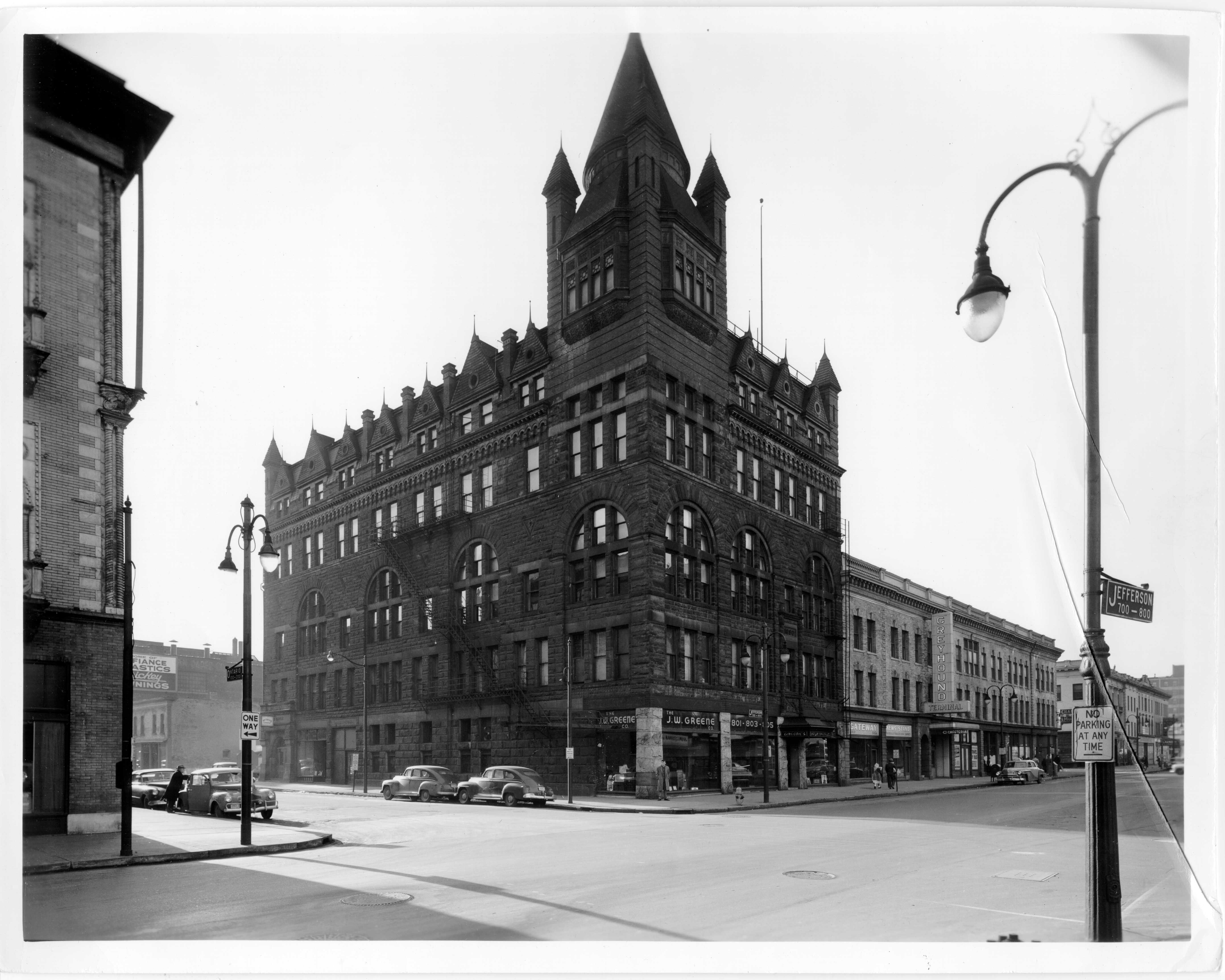 Architectural Gem In Downtown Madison >> WGTE's Toledo Stories: Pythian Castle building | Toledo Stories | Toledo ohio, Ohio, Ohio usa