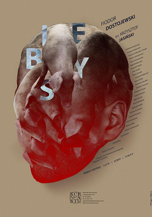 Theatre Posters by Katarzyna Zapart