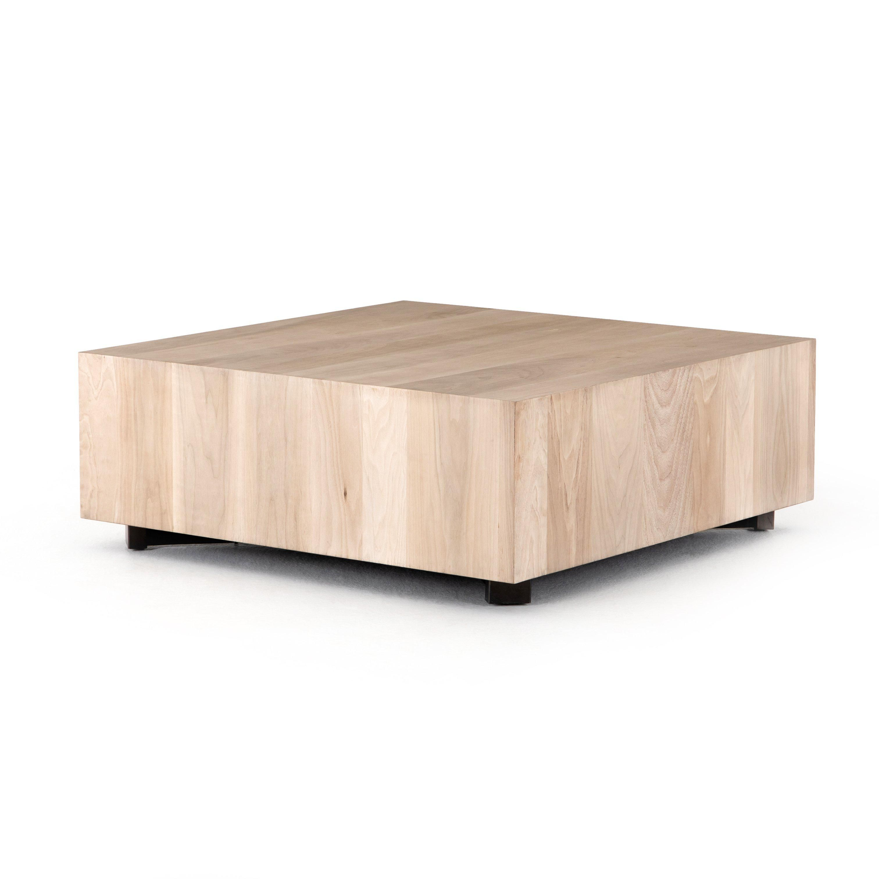 Hudson 40 Coffee Table Coffee Table Square Coffee Table Wood [ 3024 x 3024 Pixel ]