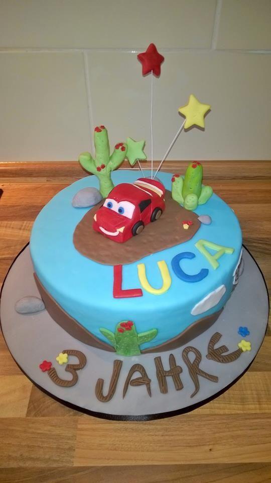 Cars Cake | Kuchen