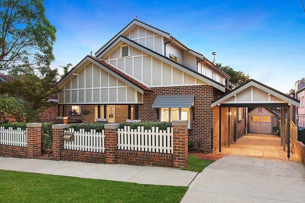 House of the week Five Dock Californian bungalow Bungalow