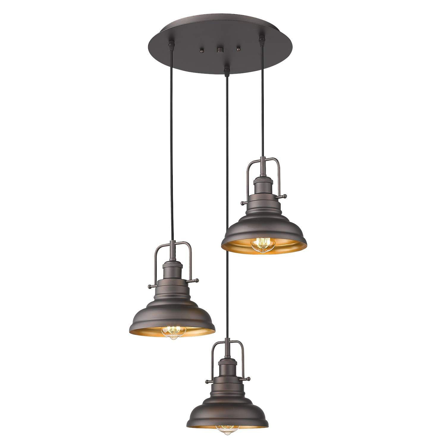 Zeyu 3 Light Pendant Light Click On The Image For Additional Details It Is An Affiliate Link To Amazon Hanging Lights Kitchen Pendant Light Hanging Lights
