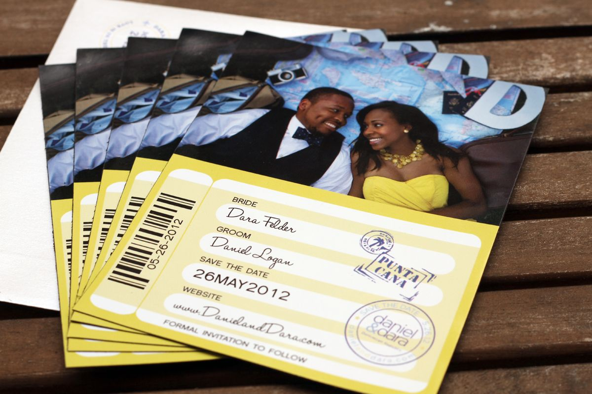 1000 images about All Aboard with the Wards – Save the Date Magnets Destination Wedding