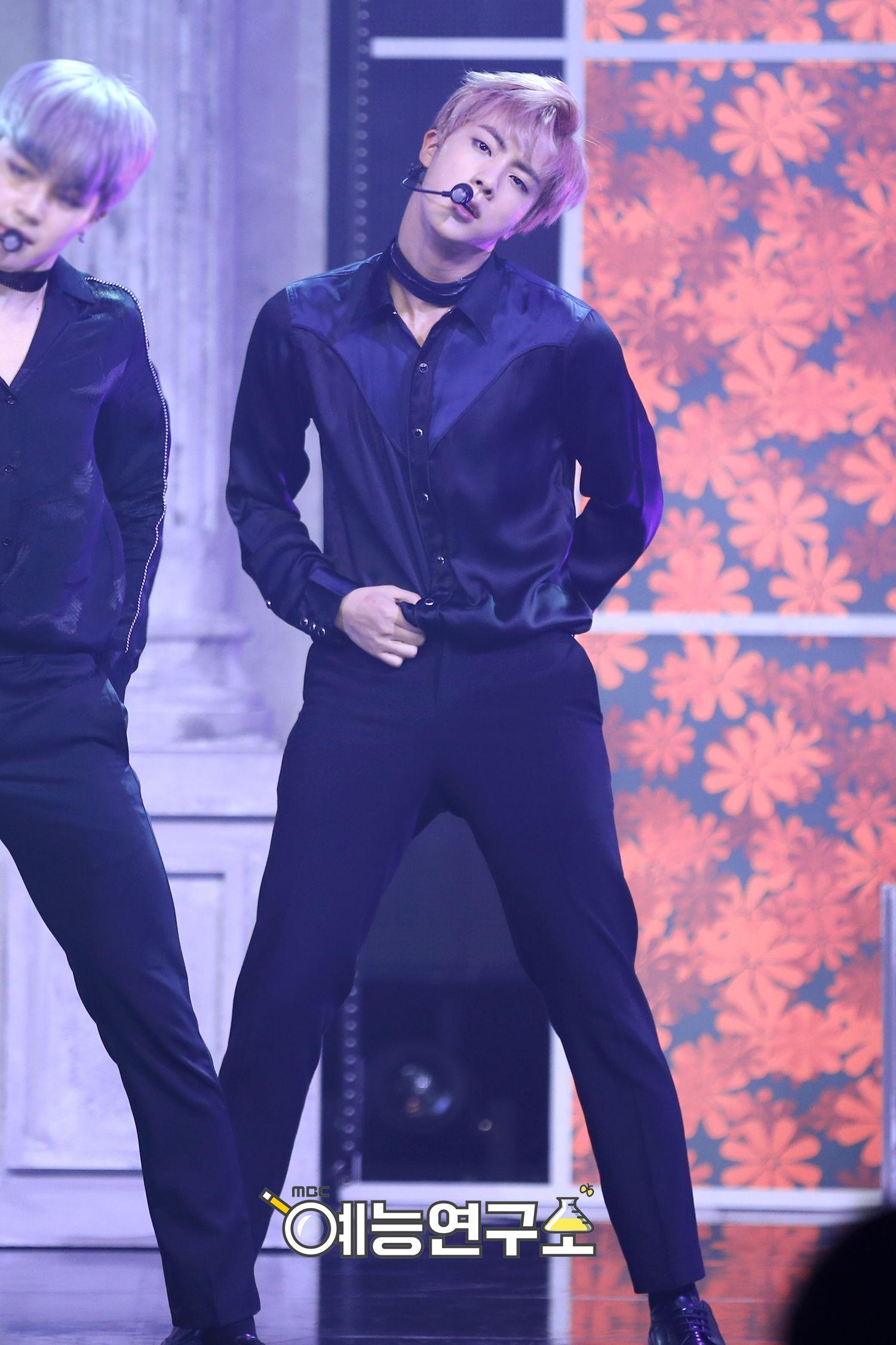 Jin BTS - MBC 예능연구소