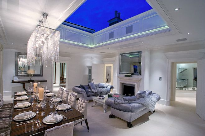 Europe House Of The Day  North London Penthouse