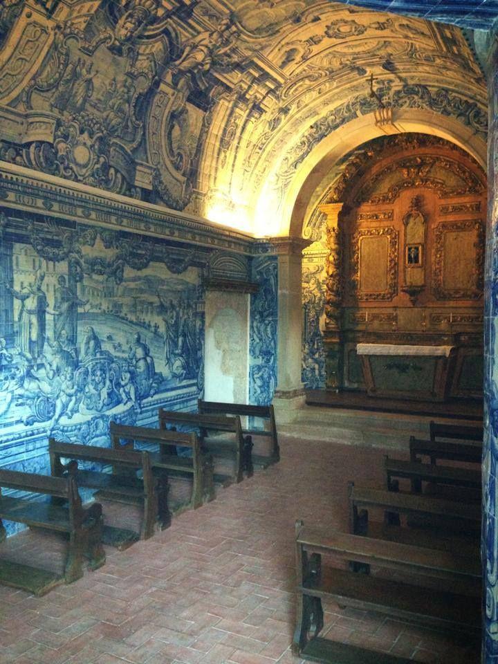 Capela do Nosso Senhor do Bonfim, Setubal, Portugal