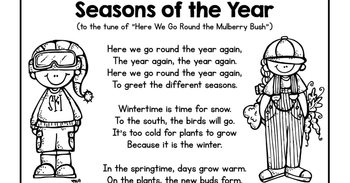 Seasons Freebie .pdf | KS1 | Pinterest | Pdf, Maths and School