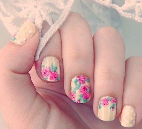 17 gorgeous spring nail designs