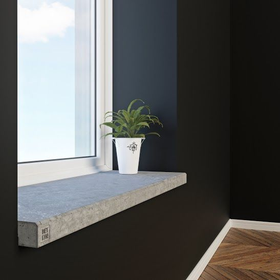 Window Sills Concrete Window Sill In 2019 Interior