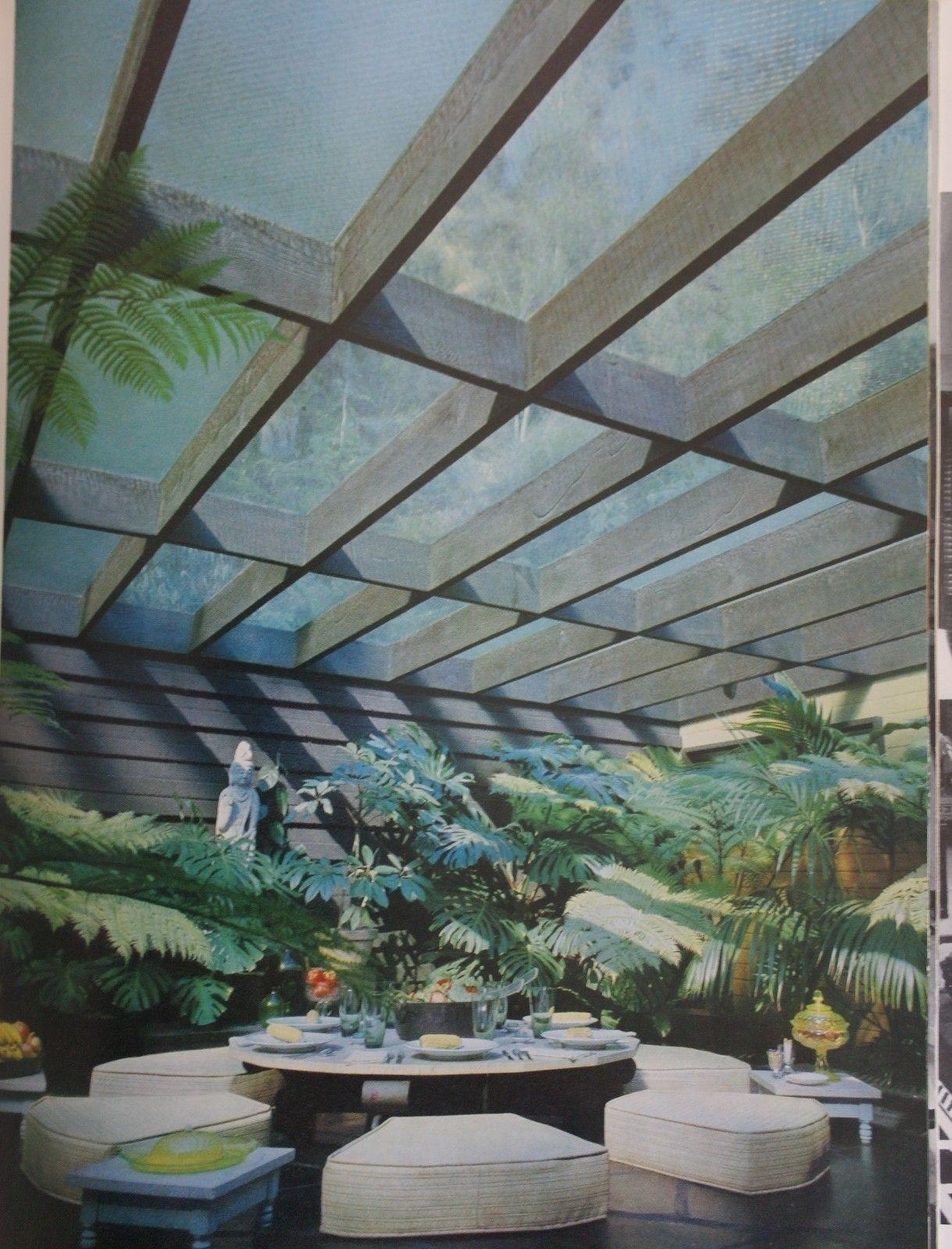 1960 House & Gardens Guide to Interior Decoration Mid Century Design on 1960 landscape design, 1960 furniture design, 1960 living room design, 1960 lighting design, 1960 mid century interior design, 1960 kitchen design, 1960 bathroom design,