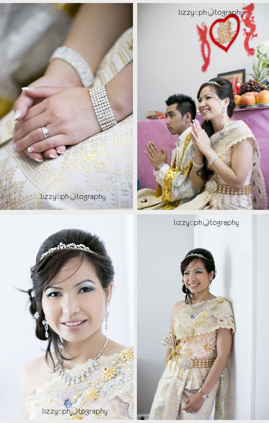 Cambodian Wedding Dress   Wedding Reception   Pinterest   Cambodian ...