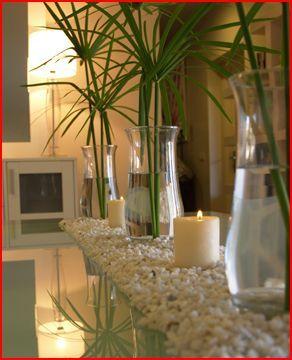 Dise o de jardines interiores buscar con google - Decoracion zen salon ...