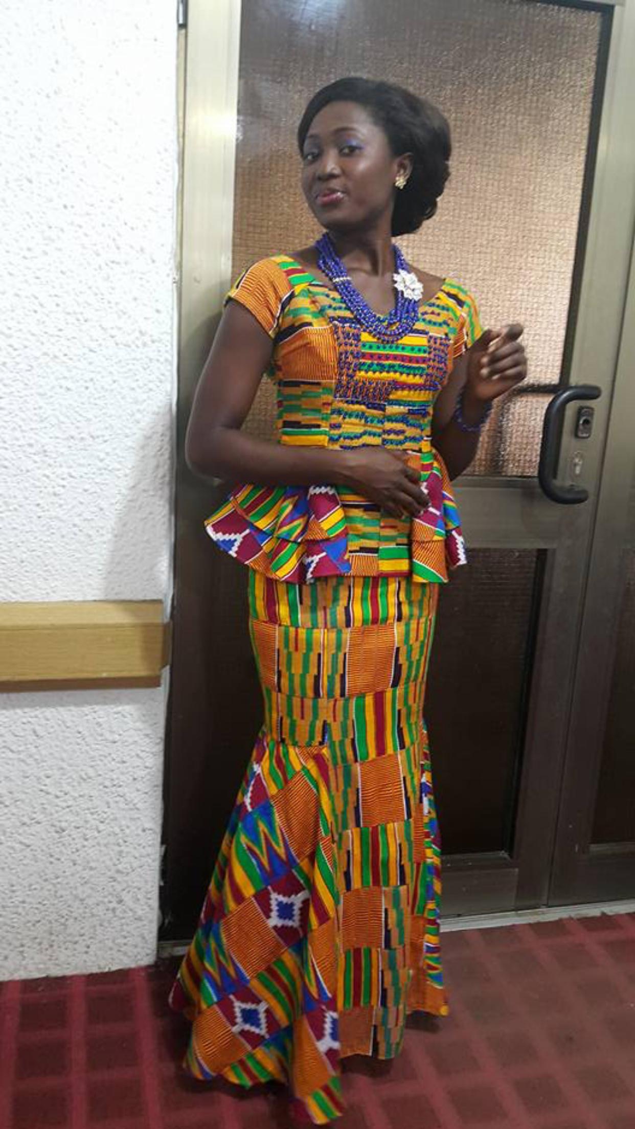 Beauty African Dress Styles