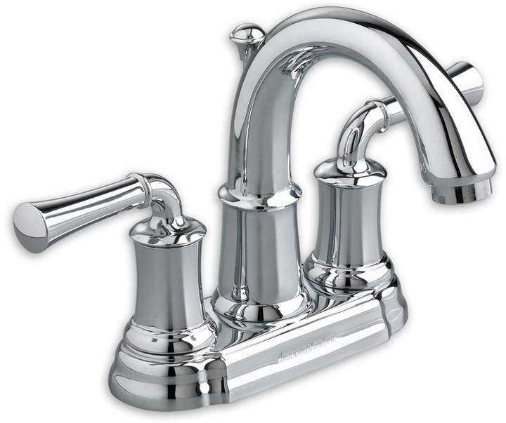 American Standard Portsmouth Centerset Bathroom Faucet With Drain