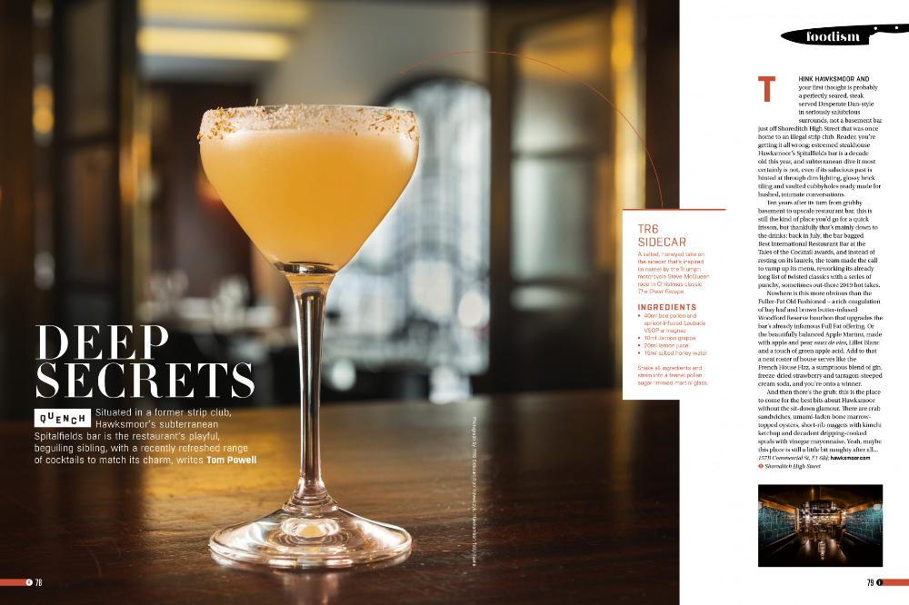 Read the magazine | Foodism