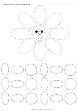 Daire Calisma Sayfasi Free Circle Worksheets Download Printable