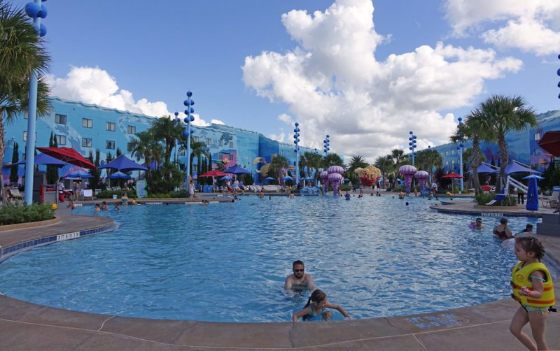 Pictures Of Pool At Art Of Animation Resort