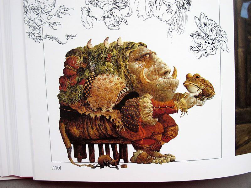The Art Of James Christensen Illyustracii Art Illyustracii I