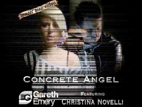 Gareth concrete angel