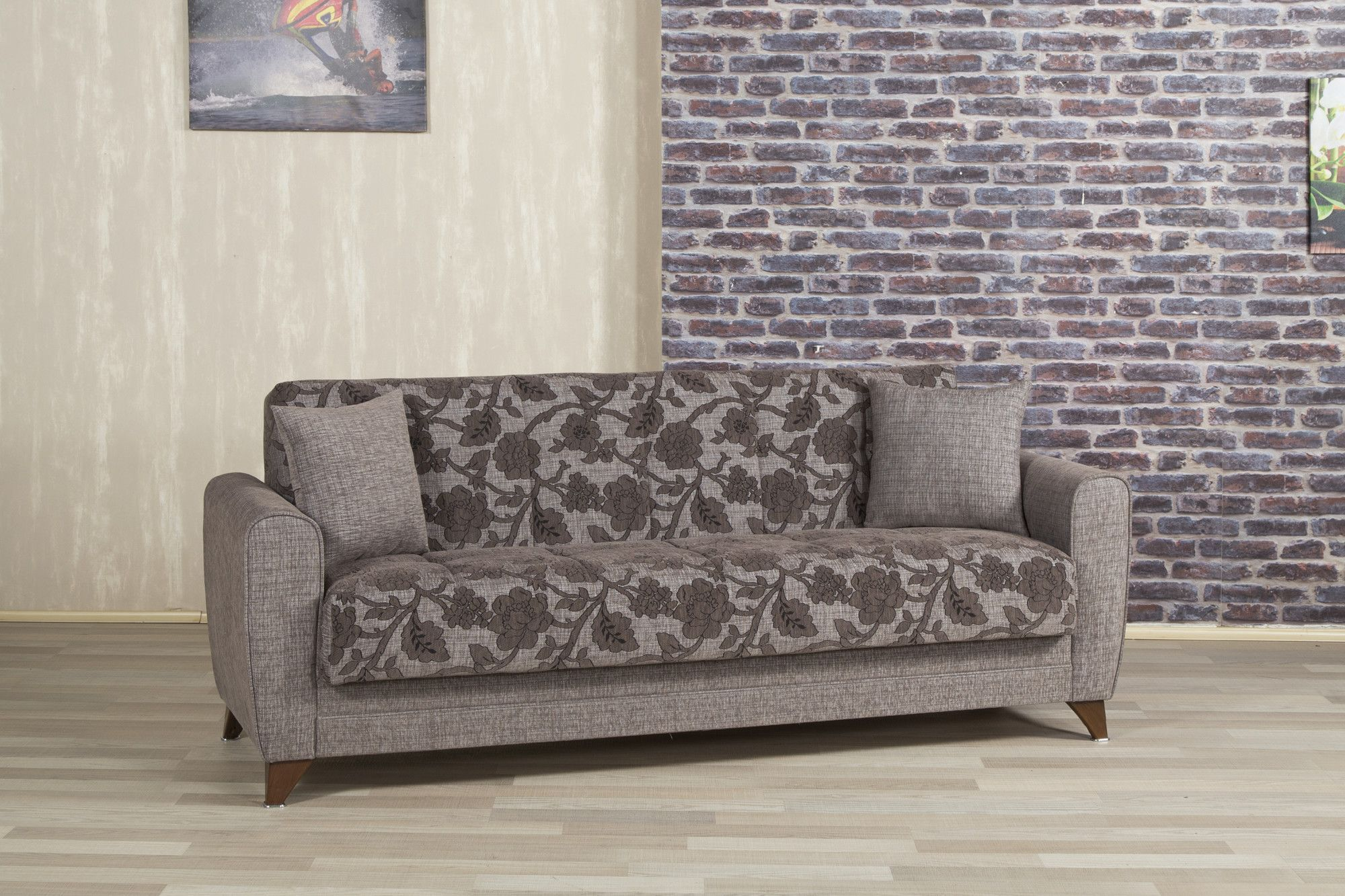 Anatolia Convertible Futon Sofa Bed With Storage Ping Great Deals On Sofas Loveseats