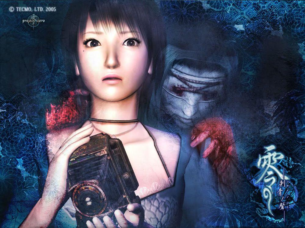 Rei Kurosawa | Pinterest | Fatal frame and Video game