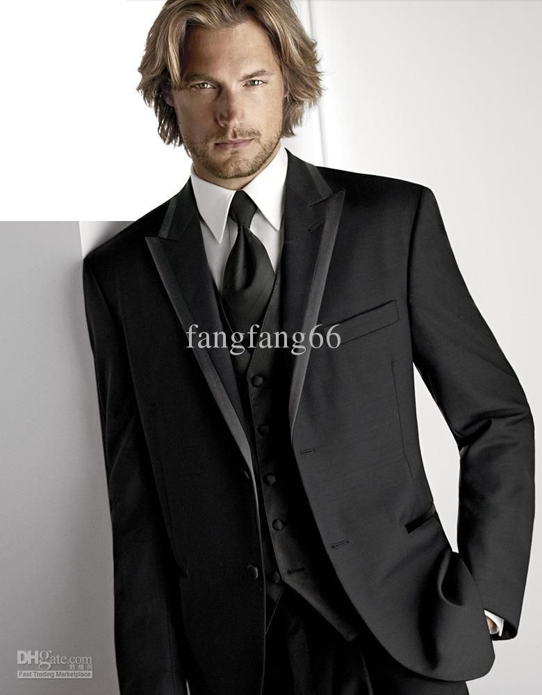 Factory Groom Suit Business Suits Wedding Suit Popular Suit Men ...