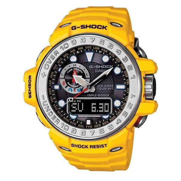 38460c74710 Yellow Submarine Special Edition G-Shock Watch by Casio