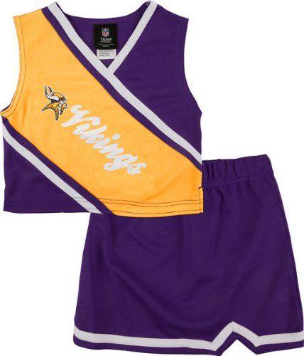 Minnesota Vikings Cheerleader Costume  e636c1cf5