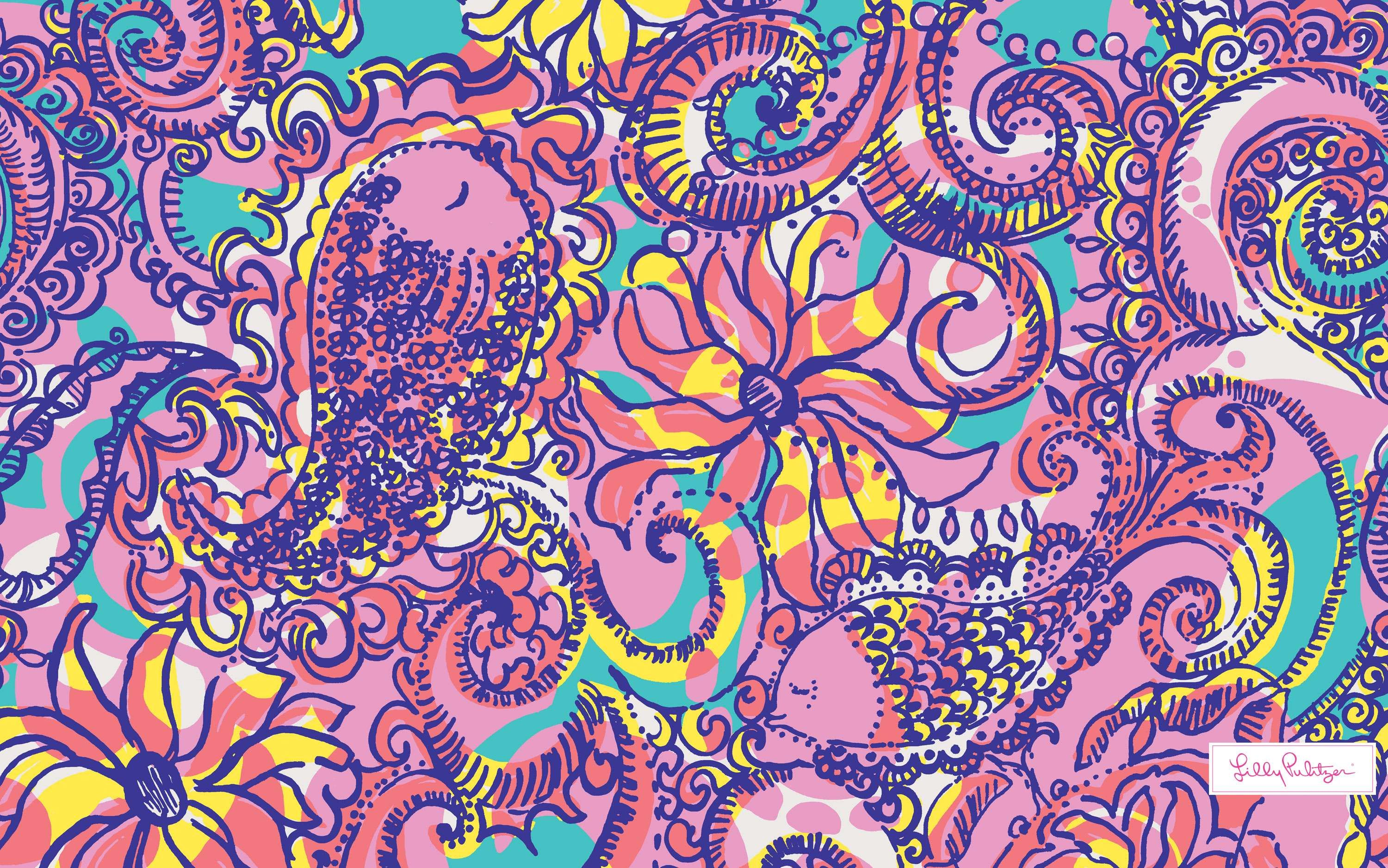 Print Worth Celebrating Sea And Be Seen Lilly Pulitzer