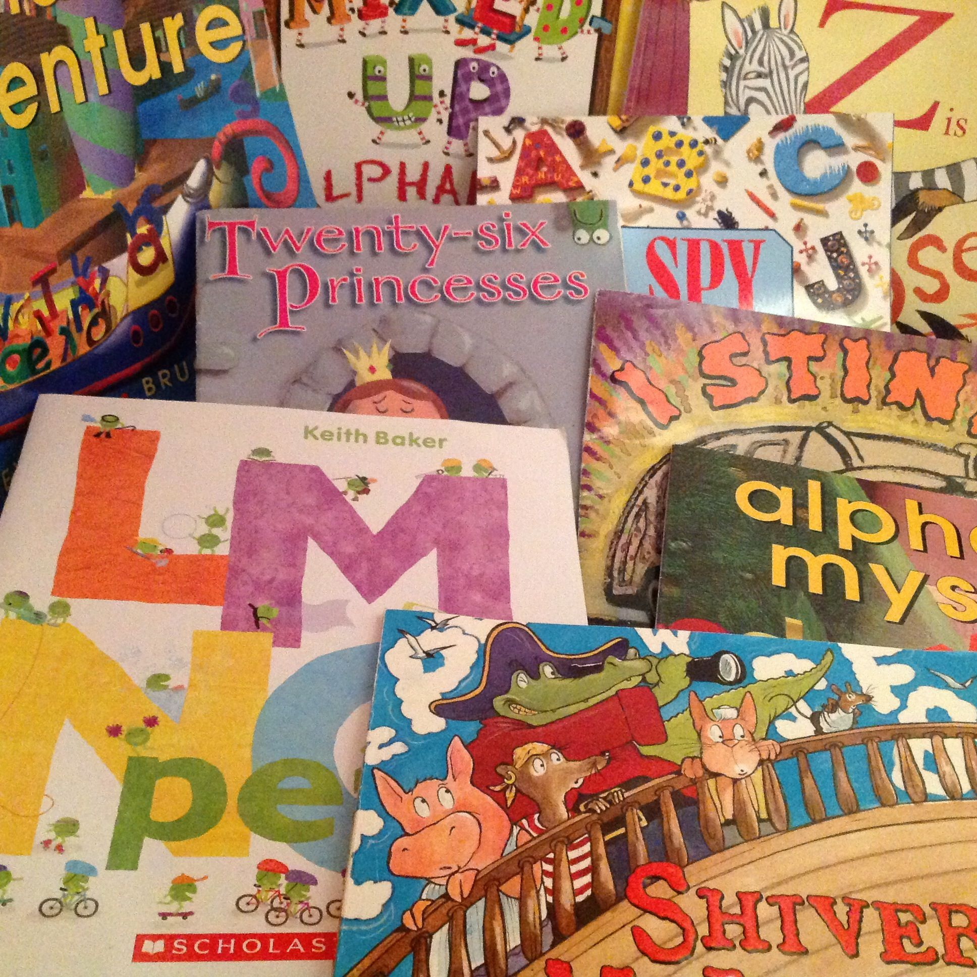 Alphabet Books That Every Teacher Needs Here Are My Top