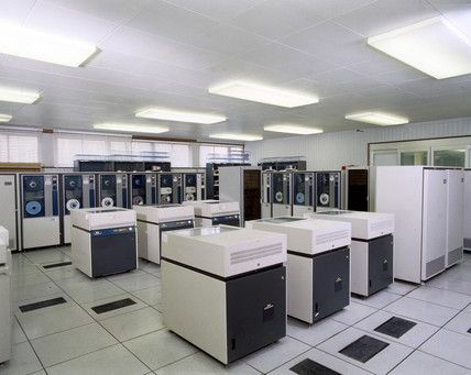 Mainframe Computers Computer Diy Computer History Computer Room