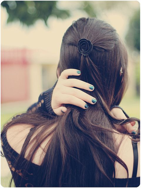 this is very cute | HairStyles in 2019 | Girl hairstyles, Hair ...