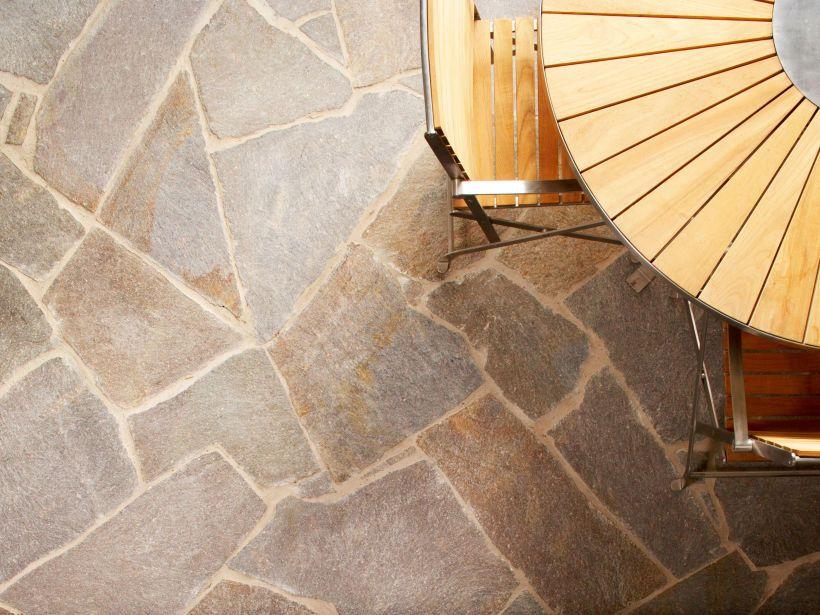 Eco Outdoor porphyry crazy paving | Eco Outdoor | porphyry crazy paving | livelifeoutdoors | Outdoor Design | Natural stone flooring | Garden design | Outdoor paving | Outdoor design inspiration | Outdoor style | Outdoor ideas | Luxury homes | Paving ideas | Garden ideas | Natural stone paving | Floor tiles | Outdoor tiles | Courtyard design
