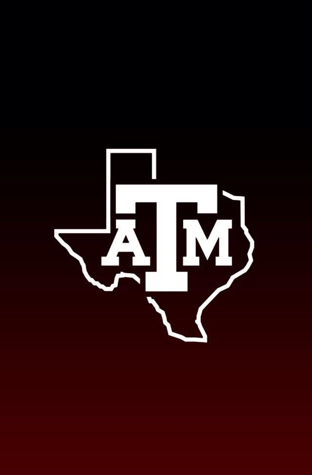 Post Your A M Phone Wallpapers Texas A M Logo Texas College Football Texas A M Football