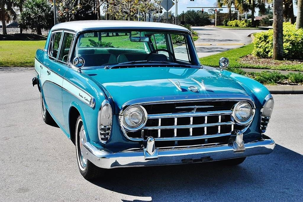 1957 Amc Rambler Rambler Amc American Motors
