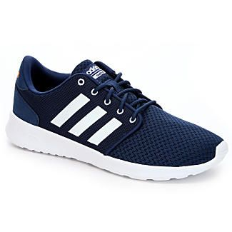 Adidas Neo Cloudfoam QT Racer Women's Running Shoe (NAVY) | Rack Room Shoes