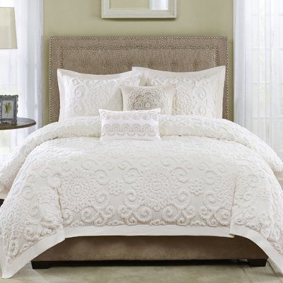 Harbor House Suzanna 3 Piece Cotton Comforter Set Comforter Sets