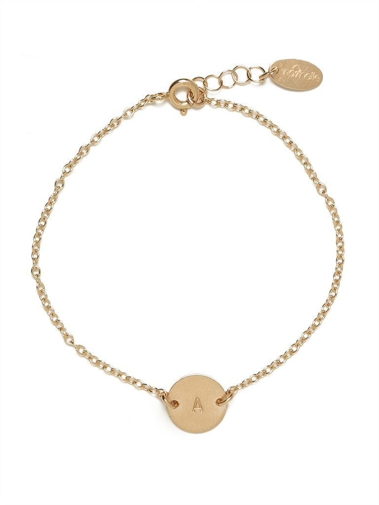 Forget wearing your heart on your sleeve and start with just a mini initial charm bracelet ships 4 weeks from order date bracelets categories shop jewelry mozeypictures Image collections