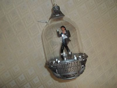 MICHAEL JACKSON ILLUMINATED MUSICAL ORNAMENT WITH TIMER - http://www.michael-jackson-memorabilia.com/?p=14019