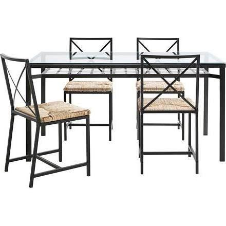 Tavolo Vetro E Acciaio Ikea.Sedie Ikea Cerca Con Google Tavolo Da Pranzo In Vetro Sedia
