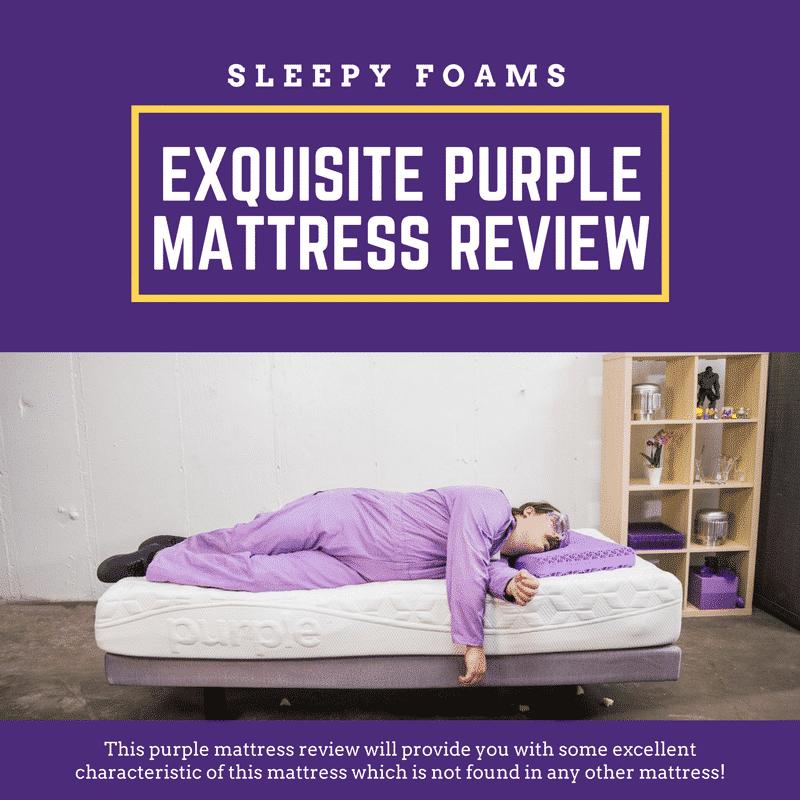 Exquisite Purple Mattress Review Purple mattress, Purple