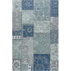 Photo of Reduzierte Patchwork Teppiche