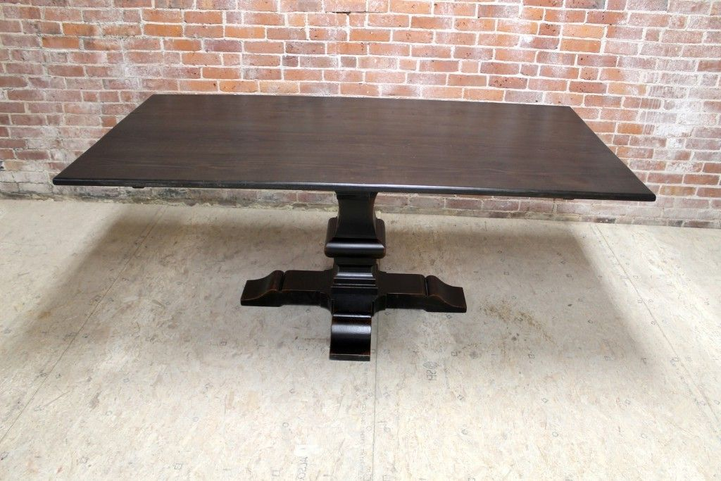 Rectangle Dining Table Pedestal Base Wonderful Joydean Com Julian Miles Pedestal Dining Table Rectangle Dining Table Square Dining Tables