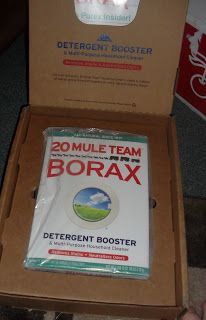 Simply Me: 20 Mule Team Borax review and giveaway