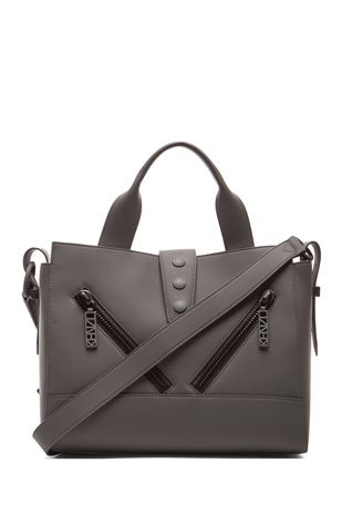 8e8aa162 KENZO Medium Kalifornia Bag in Anthracite | I CAN STYLE MY WOMAN ...